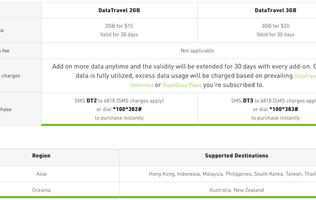 StarHub's new DataTravel plans let you use your data across multiple locations in 30 days