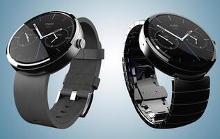 Don't expect a new Moto smartwatch anytime soon