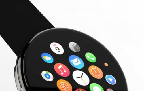 Apple just patented a design for a round smartwatch ...