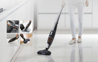 LG unleashes new CordZero Handstick and Hom-Bot Square vacuums