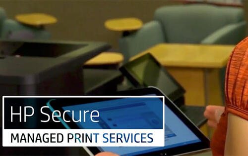 HP's redesigned Secure MPS offers network printers even stronger protection against cyberattacks