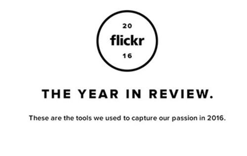 8 out of the top 10 cameras on Flickr for 2016 are iPhones