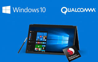 Running full Windows 10 on mobile devices with Snapdragon chips will soon be a reality
