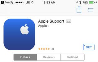 Apple launches standalone support app in the U.S.