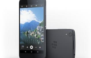 BlackBerry licenses brand to Chinese manufacturer TCL Communication