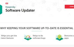 Kaspersky Lab releases free app for Windows users to track software updates
