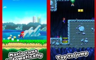 Super Mario Run had 2.85 million downloads in its first day