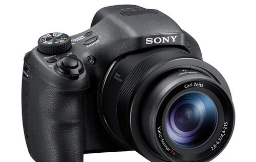 Sony unveils their latest 50x optical zoom compact camera – the Cyber-shot HX350