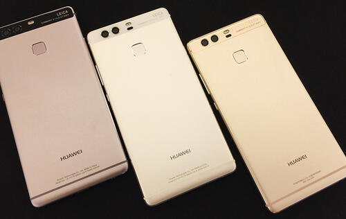 Huawei will hit global sales target of 140 million phones, top seller is the P9