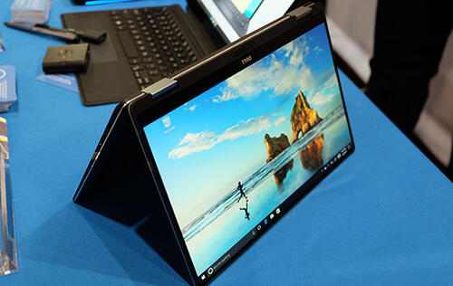 Dell's excellent XPS 13 notebook is now available as a convertible