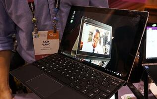 Lenovo's new Miix 720 2-in-1 notebook is designed for crossover consumers in mind