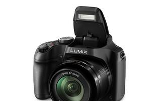 Panasonic releases five new lenses and the Lumix FZ80 with 60x zoom