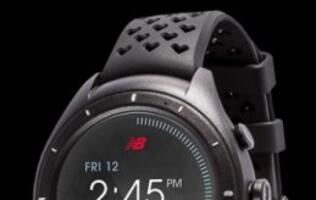 Intel engineered New Balance RunIQ smartwatch unveiled at CES 2017