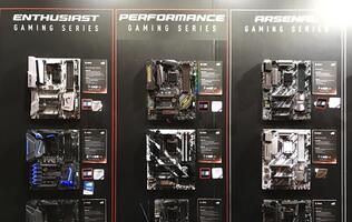 MSI just launched a whopping 24 new 7th-gen Intel-based motherboards at CES 2017
