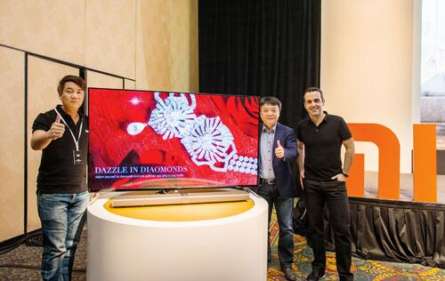 Xiaomi marks CES debut with three product launches
