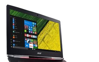 Acer unveils Aspire V Nitro Black and VX gaming notebooks and Aspire GX gaming PC at CES 2017