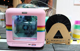Polaroid's new 3D printers and modeling pens look like a whole lot of fun