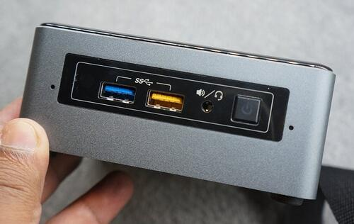 Intel's latest miniscule NUC systems are now the smallest 4K premium content media PCs