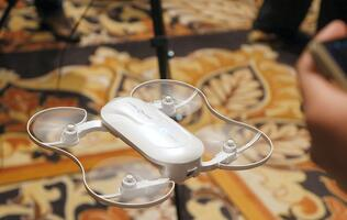 A pocket sized drone that's fun to fly and takes 4K photos
