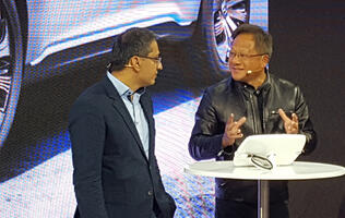 NVIDIA and Mercedes-Benz to roll out A.I. car within 12 months