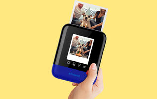 Polaroid is rising out of the ashes with yet another instant camera – the Polaroid Pop