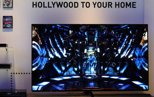 The Panasonic Viera EZ1002 4K OLED TV supports HDR10 and HLG HDR formats
