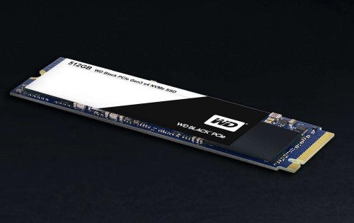 WD Black PCIe SSDs for enthusiasts have landed; competition for Samsung? (Updated!)