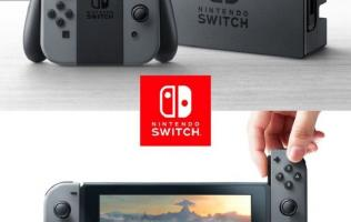 Nintendo Switch set for worldwide launch on 3rd March