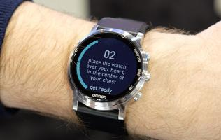 Your future smartwatch can warn you hours or days before you fall sick