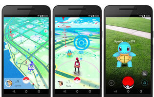 Pokémon Go pulled in almost US$1 billion from players in 2016