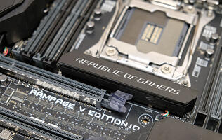 Intel X99 flagship motherboard shootout: When the sky's the limit