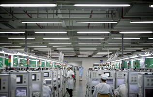 Foxconn considering building US$7 billion display factory in the U.S. with Apple