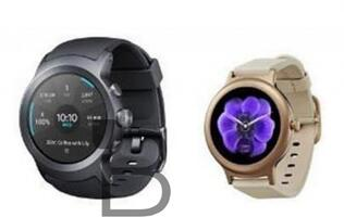 Press images of Google's new Android Wear 2.0 smartwatches leaked