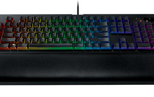 Razer's BlackWidow Chroma keyboard gets sexy with new switches and magnetic wrist rest