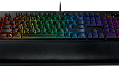 6672ff54642 Razer's BlackWidow Chroma keyboard gets sexy with new switches and magnetic  wrist rest - HardwareZone.com.sg