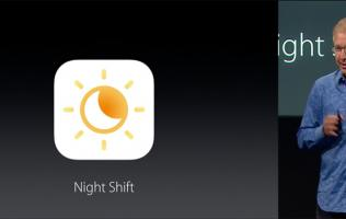 Night Shift may be coming to the macOS
