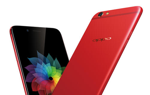 Oppo launches Special Red Edition of the R9s in time for CNY