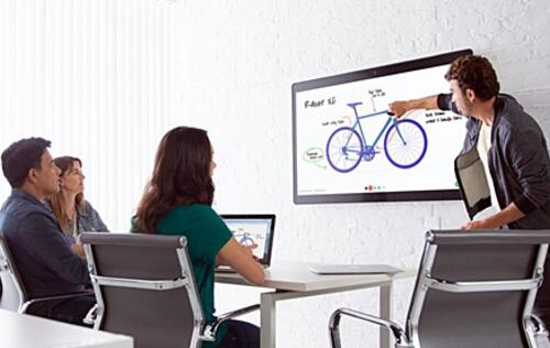 Cisco gets in on the act with its new Spark Board