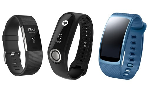 Shootout: Tracking down the best fitness band
