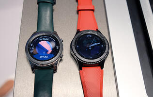 PSA: Third-party chargers could fry your Gear S3