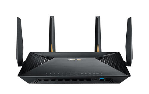 ASUS' new BRT-AC828 router comes with dual WAN ports for up to 2Gbps speeds