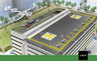 Uber hires senior NASA engineer to develop flying car technology
