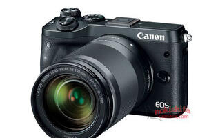 Rumor: Meet the new Canon EOS M6