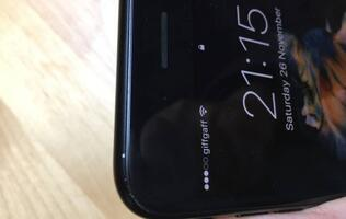 Some matte black iPhone 7 devices suffer from chipping paint issues