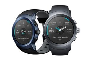 Android Wear 2.0 launches on the LG Watch Sport and Style