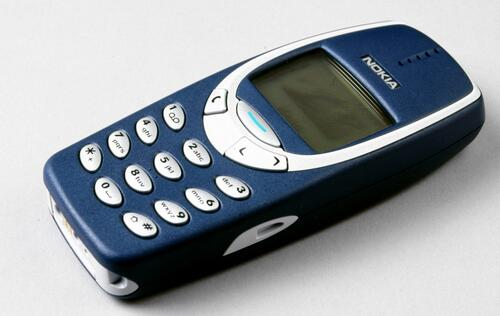 Remember the Nokia 3310? It's coming back later this month!