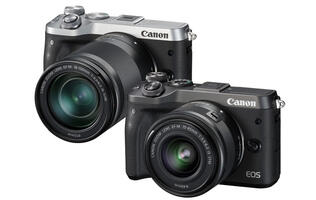 Canon releases a trio of new cameras – the EOS M6, EOS 800D, and EOS 77D