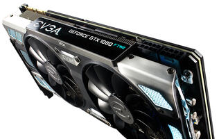 EVGA's iCX GeForce cards feature 9 sensors to prevent your card from overheating