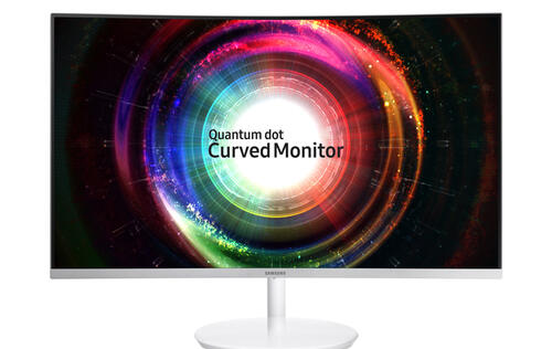Samsung CH711 curved gaming monitor with quantum dot display will be available in July