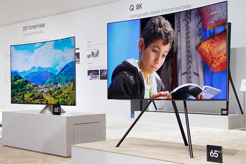 Samsung's QLED TV tech is designed to overcome OLED's long-held advantages